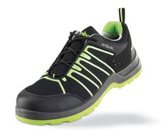 @marcaproteccion Zapato mod. DRACO. Zapato Microfibra en S1P Metal Free suela Ultralight de Poliuretano doble densidad SRC. Aplicaciones: Uso General (Calzado de Seguridad) y en especial trabajos donde se requiera calzado sin partes metálicas no conductoras (Metal Free), con un alto coeficiente anti-deslizamiento (SRC) o se necesite un calzado más ligero (con protecciones no metálicas) y más flexible (con plantilla anti-perforación no metálica).  Características y ventajas: Tejido…