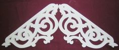 Decoration and victorian on pinterest for Gable pediments for sale