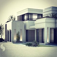 Still ... In the mood of classic modern twist .... Being developed .... Al surra…