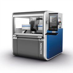 DATRON AG Fdm Printer, Cnc Router, Industrial Machinery, Cnc Machine Tools, Cnc Milling Machine, Id Design, Tool Design, Machine Design, Cnc Projects