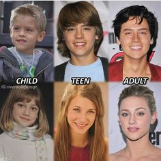 Evolution og Lili Reinhart and Cole Sprouse Bughead Riverdale, Riverdale Funny, Riverdale Memes, Riverdale Poster, Riverdale Netflix, Archie Comics, Pretty Little Liars, Zack Et Cody, Lili Reinhart And Cole Sprouse