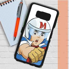 Speed Racer Driving Car Samsung Galaxy S8 Plus Case Casefreed