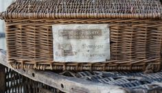 French baskets make my heart sing woven songs ...
