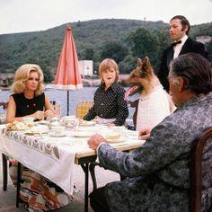 """Filiz Akın, İlker İnanoğlu, Kayhan Yıldızğlu, Hulusi Kentmen....""""Yumurcak"""" (1969)"""