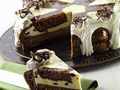 Ricetta Torta ricotta e babà al cioccolato e caffè