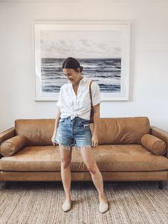 5 Outfit Ideas for Hot Weather Simple Outfits, Casual Outfits, Cute Outfits, Teen Outfits, Hot Weather Outfits, Hot Summer Outfits, Summer Clothes, Summer Shoes, Mom Style