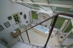 #bathroom #breath #chateau de #Chambiers #Anjou #LoireValley http://www.chateauchambiers.com/