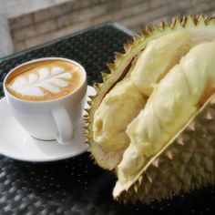 Have you tried a cup of this Cotabato specialty? Meet the Durian Coffee!
