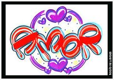 Imagen relacionada Alphabet, Caligraphy, Drawing Techniques, Letters And Numbers, Beautiful Paintings, Hand Lettering, Coloring Pages, Diy And Crafts, Clip Art