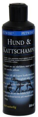 Dette er en hunde og katte shampo som gir en utrolig glansfull og sunn pels. Den hjelper til å roen ned hud irritasjoner forårsaket av f. eks flått bitt. Fjerner lukt fra pelsen og gir pelsen en frisk duft. Petwise går for å være blant en av de beste hud og pels pleie seriene på markedet i dag. Den er laget av en dypt gjennomtrengende olje. Inneholder riktig mengde med konditionerende emner. Utmerket for hund, katt og andre husdyr. Den fungerer også utmerket mot tørr hud, hud blemm...