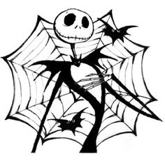 Image detail for -Spider Web Cage Skeleton Batman Gothic Tattoo