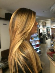 Hair color ... Effetto charme