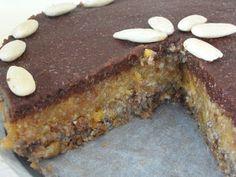 Raw Cake, Winter Food, Banana Bread, Good Food, Food And Drink, Low Carb, Gluten Free, Vegan, Baking