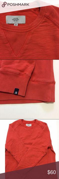 Selling this Jack Spade Jansen sweatshirt on Poshmark! My username is: fashionistainkc. #shopmycloset #poshmark #fashion #shopping #style #forsale #Jack Spade #Other