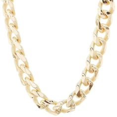 Charlotte Russe Textured Chunky Chain Necklace ($6) ❤ liked on Polyvore featuring jewelry, necklaces, gold, polishing gold jewelry, gold jewellery, chunky chain link necklace, gold jewelry and oversized chain link necklace