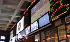 Love Crystal City Sports Pub for Bar Food and watching games....can't beat the 3rd floor....