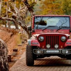 Thar-to-Wrangler mod jobs are getting increasingly popular, and this is the cleanest one we've seen so far.