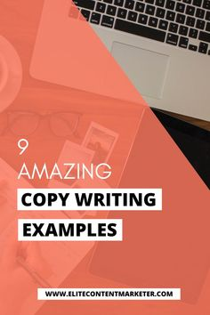 """Finding the right words to tell your story is tricky. You can't get too """"salesy"""" else a prospect will run backward. However you also need to prove how your product will benefit the reader to persuade them. So today I will break down six copywriting examples. You'll get to see a mix of blog posts, […] Inbound Marketing, Content Marketing, Online Marketing, Social Media Marketing, Digital Marketing, Affiliate Marketing, Business Tips, Successful Business, Craft Business"""