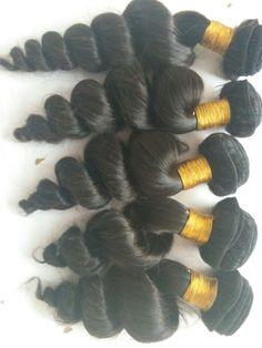 Loose waves Top quality brazilian hair
