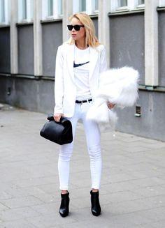 <3 White