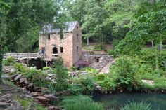 Old Mill - Lost in time. Perfect place for meditation and peace. http://www.facebook.com/truespiritualawakening