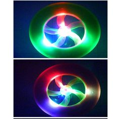 Colorful Fashion Hot Spin LED Light Magic Outdoor Toy Flying Saucer Disc Frisbee UFO Kid Toy #>=#>=#>=#>=#> Click on the pin to check out discount price, color, size, shipping, etc. Save and like it!