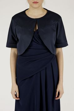 Armani collezione donna NMG25T NM060 918 P/E14 donna giacca coprispalle