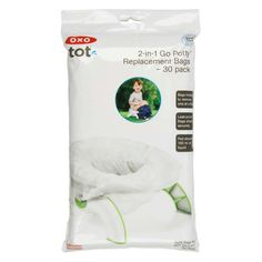 Tot 2-In-1 Go Potty Refill Bags - 30 Pack - Baby & Toddler - Refills & Replacements - Products | OXO