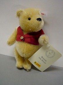 Winnie the Pooh by Steiff