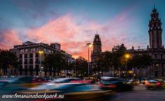 Barcelona – październik 2016 - Lenses in a backpack