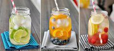 Three Ways to Upgrade Boring Water