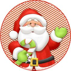 Santa Claus Father Christmas Clip Art S Christmas Templates, Christmas Clipart, Noel Christmas, Father Christmas, Christmas Printables, Christmas Pictures, Vintage Christmas, Christmas Crafts, Christmas Decorations