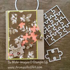 Puzzle Pieces by Su Mohr
