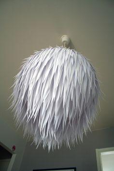 Modded Ricepaper Lamp