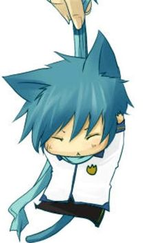 Kaito! I'll rescue you(and keep you inside my closet in a straight jacket and feed you maceroni with a spoon)