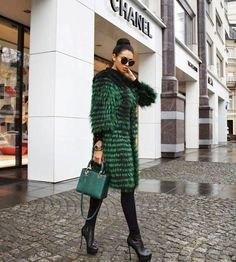 Chic in the #City #beauty #style #chic #glam #haute #couture #design #luxury #lifestyle #prive #moda #instafashion #Instastyle #instabeauty #instaglam #fashionista #instalike #streetstyle #fashion #photo #ootd #model #blogger #photography #shoes #handbag