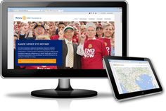 2484 Rotary International District (Northern Greece) updated their website to reflect Rotary's new visual identity. http://rotarydistrict2484.org/  #rotarystory.