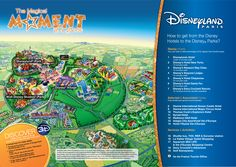 Resort Map Newport Bay, Disneyland Hotel, Walt Disney Studios, Disney Parks, Map, Paris, Montmartre Paris, Location Map, Paris France