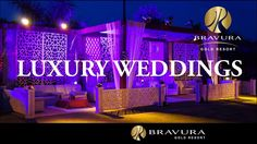 Our only purpose is to make sure your special occasion is as magical as you imagined... So, just plan & host your Grand Parties, Events & Celebrations at BRAVURA GOLD RESORT...