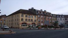 Vue d'ensemble sur le Relais Lorraine-Alsace à  Raon-l'Etape (Vosges) (Photo Kim Frossard)