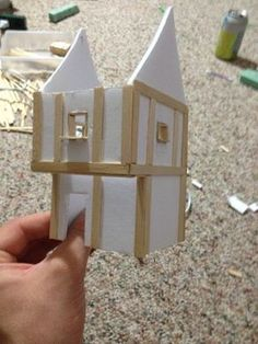 Half Timber House Basic