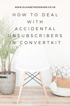 Has someone unsubscribed from your email list by accident? Here's how to deal with accidental unsubscribers in ConvertKit. #ConvertKit #ConvertKitTips #ConvertKitTutorial #EmailMarketing #EmailMarketingForBusiness #OnlineBusinessTips