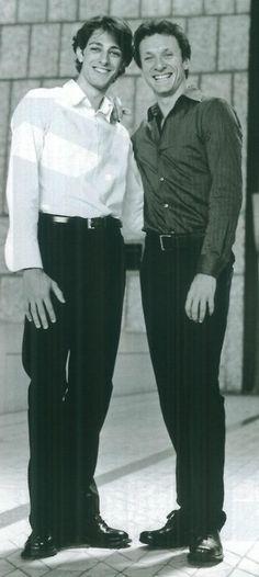 Manuel Legris & Mathieu Ganio
