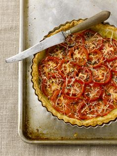 Mustard Tomato Tart, Melissa d'Arabian (Author), Ten Dollar Dinners: 140 Recipes & Tips to Elevate Simple, Fresh Meals Any Night of the Week, www.amazon.com/..., www.realbakingwit..., Ben Fink Photographer/Director, benfinkphoto.com, ©Ben Fink,