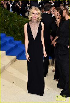Kate Hudson & Naomi Watts Step Out with Stella McCartney at Met Gala 2017