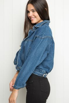Brandy ♥ Melville | Isabelle Denim Jacket - Just In