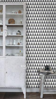 Esta Home Boho Chic Driehoek behang 148672