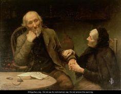 John Anderson, My Jo, 1894 - Theodore Flavel Cook