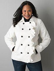 plus size coats for women - Google Search | Clothes: Coats