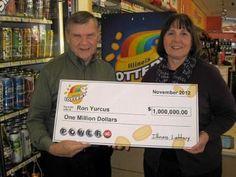 Ron Yurcus jest emerytowanym kapelanem hospicjum, który zakupił swój zwycięski los na stacji BP. Swoją wygraną ma zamiar w części zainwestować, przeznaczyć na cele charytatywne oraz także podarować swoim trojga dzieciom i wnukom. Ron planuje również wycieczkę do Litwy, aby odwiedzić ojczyznę swoich dziadków.